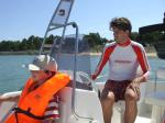 Balade en bateau Ile de Ré